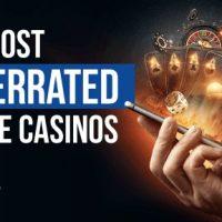 kasino online yang diremehkan