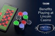 roulette di ponsel dan chip kasino lincoln