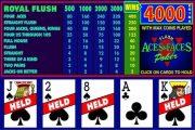 strategi video poker
