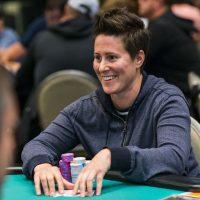 vanessa selbst playing poker
