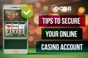 how to secure online casino account