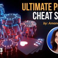 ultimate poker cheat sheet amanda botfeld