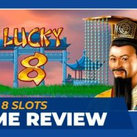 lucky 8 slot game review