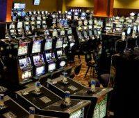 Aula Perjudian Kosong di Menominee Casino